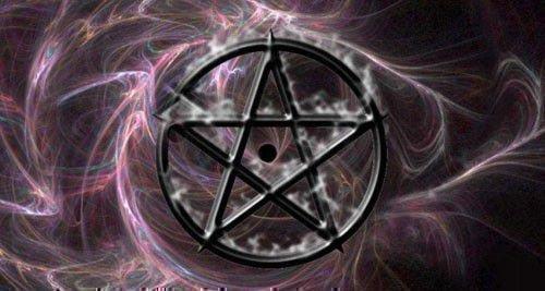Магическая пентаграмма