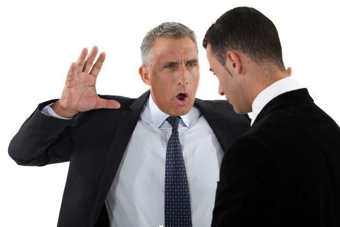 Заговор чтоб начальство не ругают