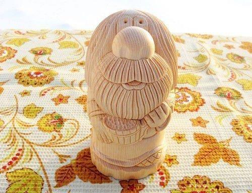 Деревянный талиман - Домовой