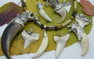 Клыки диких животных