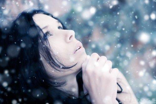 Заговор на первый снег: на красоту, похудение, успех и удачу