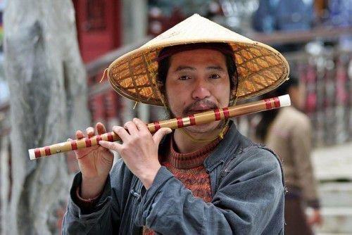 Китайская флейта