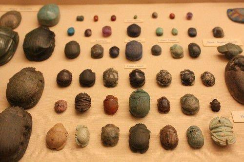 Талисман жук скарабей: значение талисмана Древнего Египта