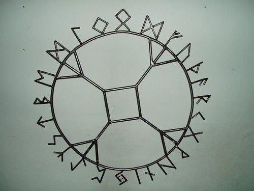 Рунический круг
