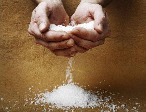Обереги из соли