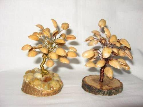 Денежное дерево талисман своими руками: из монет, бисера