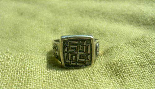 Кольцо Сварожича