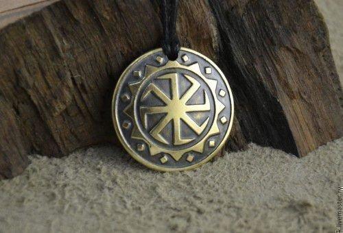 Славянский символ колядник