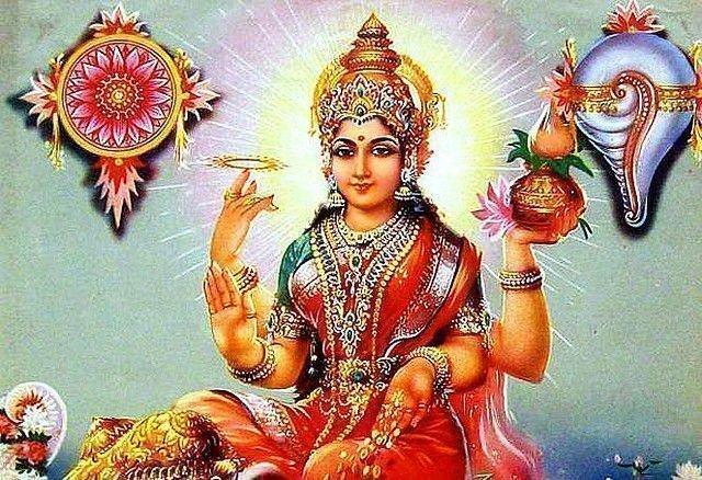 Богиня богатства лакшми мантра лакшми