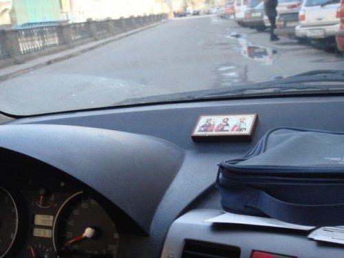 Оберег для водителей