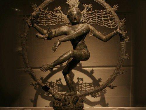 Статуэтка танцующего Шивы Натараджи
