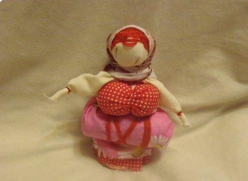 Кукла-оберег беременной