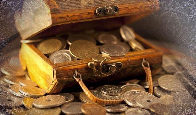 Притягивание денег и удачи
