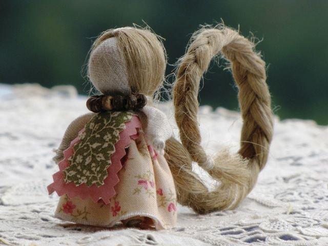 Сделать куклу оберег своими руками