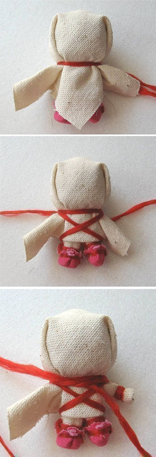 Делаем куколку