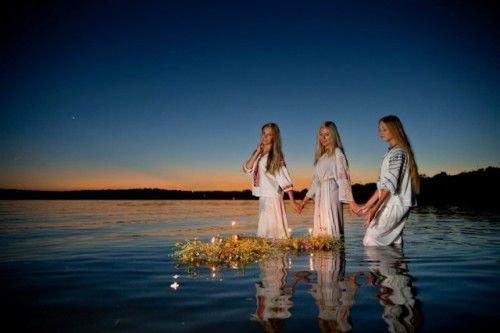 День ивана купала обряды