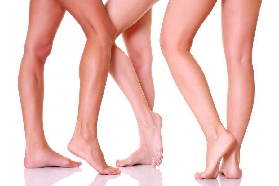 Заговор на лечение ног