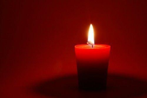 Красный цвет символ любви