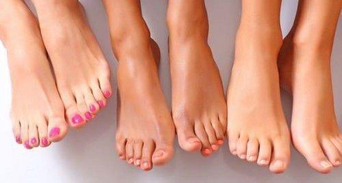 Здоровые ноги и ногти