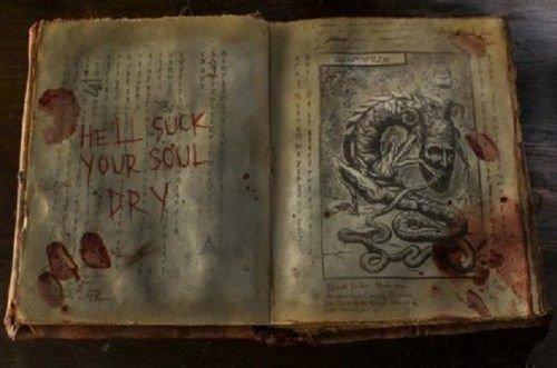 Старинные заклятия из книги мертвых