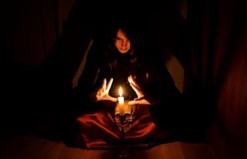 Заклинания черной магии способны исполнить любые желания