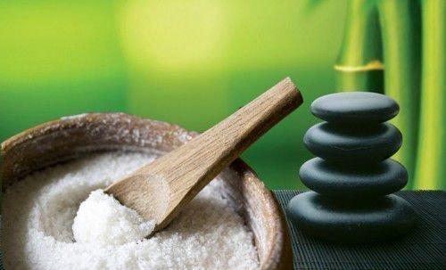 Освященная соль для диагностики порчи