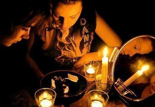 ритуал приворота