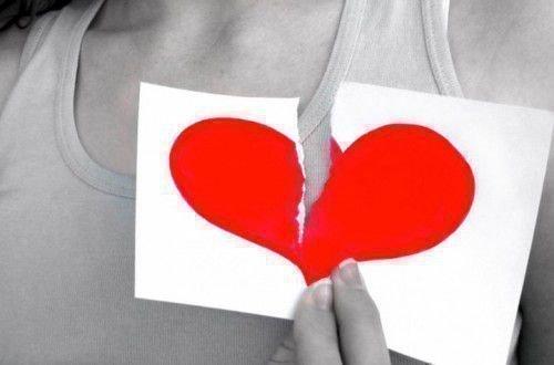 разорваное сердце
