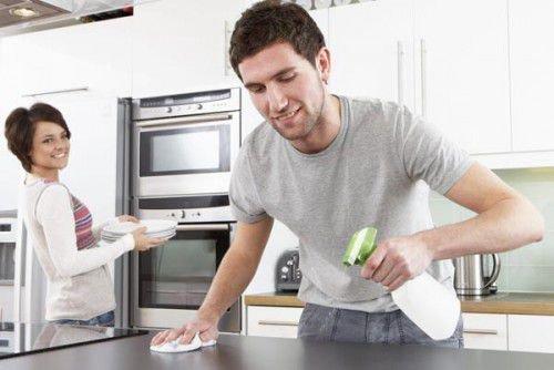 Чистота убережет от порчи
