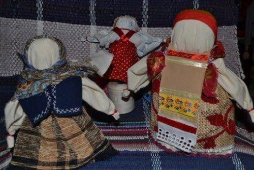 Куклы-берегини