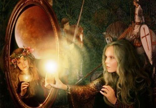 Зеркало, один из самых загадочных древних магических символов человечества.