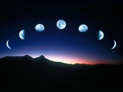 При посадке обращайте внимание на луну