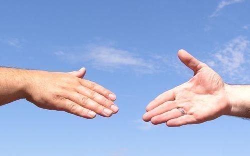 Обряд на примирение с люимым или друзьями