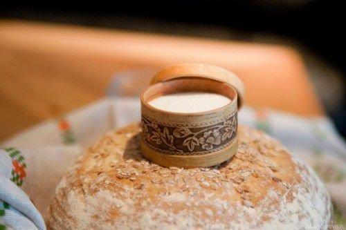 Соль и хлеб