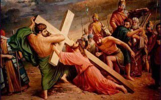 Страстная пятница предшествует празднику Пасхи и посвящена воспоминанию о дне распятия и смерти Иисуса Христа.