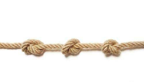 Привязать узлами