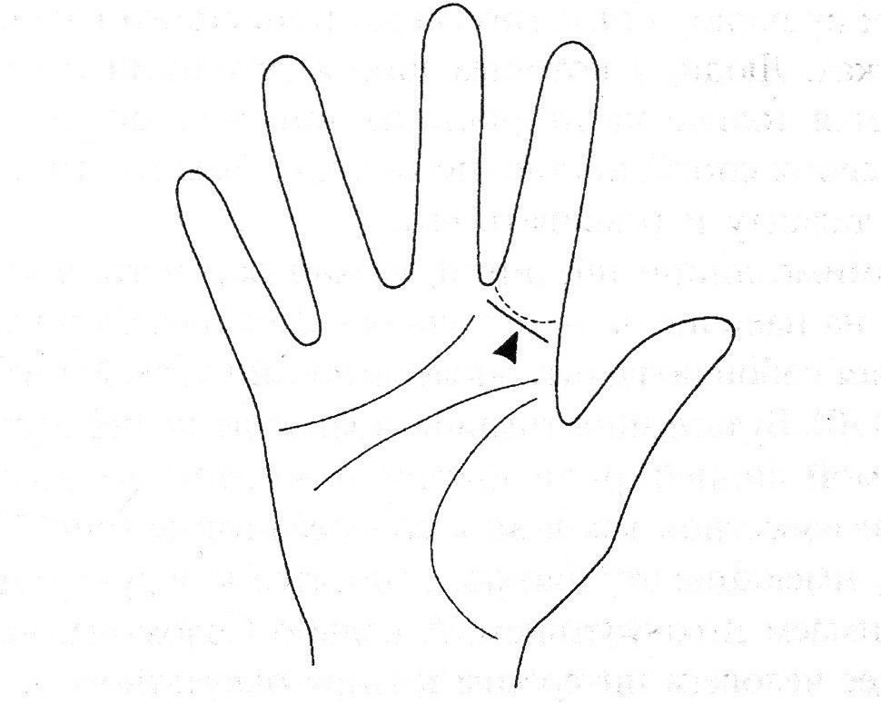 кольцо соломона на руке