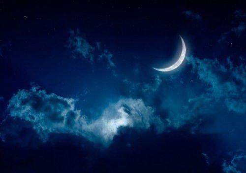 Отворот на растущую луну