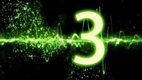 Число 3 управляется планетой Марс