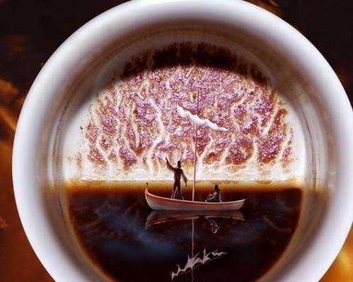 Существует несколько способов гадания на кофейной гуще