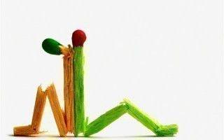 гадания со спичками помогут определить истину и обман
