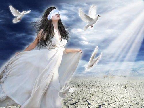 Пространство 5 - интуиция, объемное восприятие