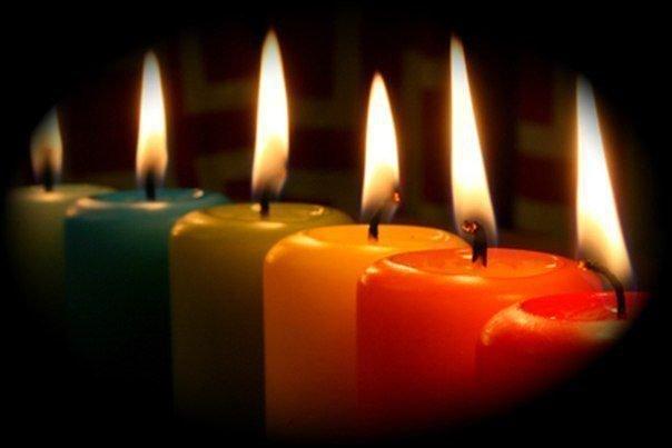 гадания на свечке символы и что они озночают: