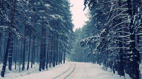 Зимняя погода