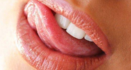 Прикусить язык