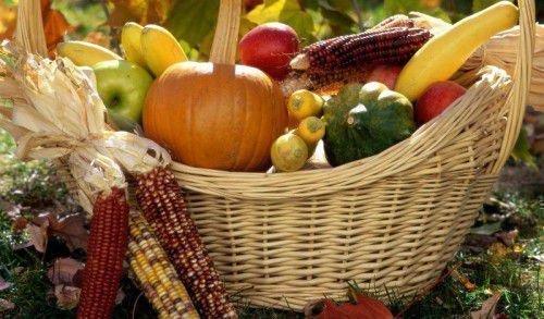 Овощи с празднику
