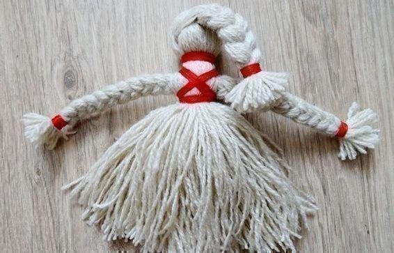 Вязаные куклы обереги своими руками - Simvol-goroda.ru