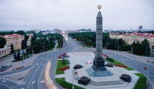 Фото Минск