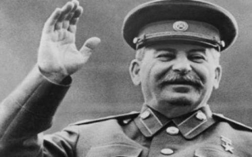 Фото Сталина