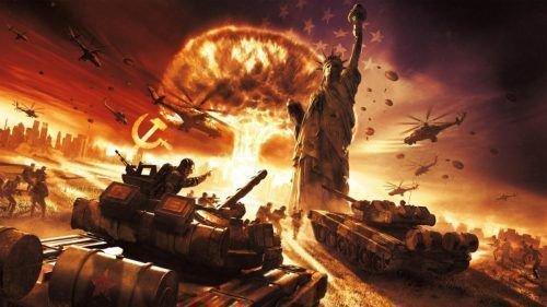 Рисунок - Третья мировая война